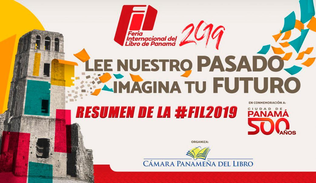 Resumen – Feria Internacional del Libro 2019